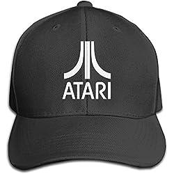 2016 Pure Color Atari Current Visor Hats