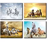 bfb65289e4b Horse Pictures Painting Canvas Wall Art Decor for Bedroom