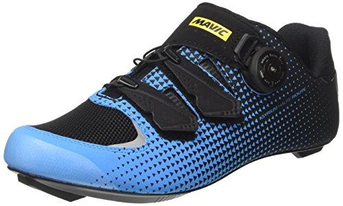 Route Fahrrad Ksyrium weiß Schuhe blau Rennrad Mavic 2017 Haute wECnqdIOOH