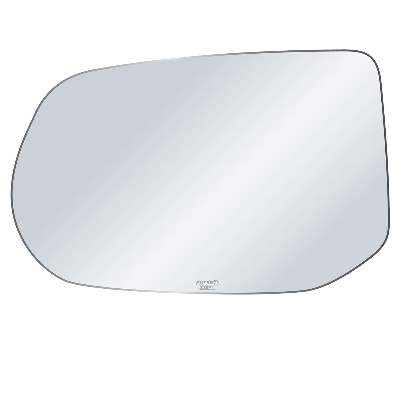 ADHESIVE 06-11 HONDA CIVIC 4 DOOR SEDAN Driver Left Side LH NEW Mirror Glass