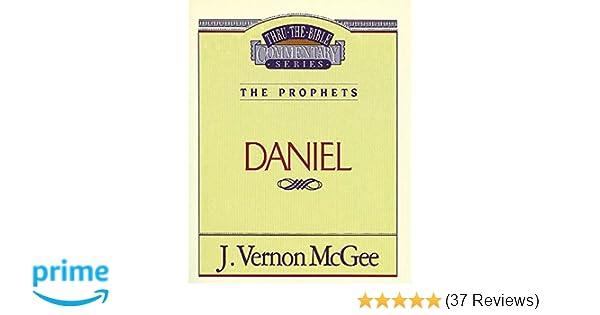 Thru The Bible Vol 26 The Prophets Daniel J Vernon
