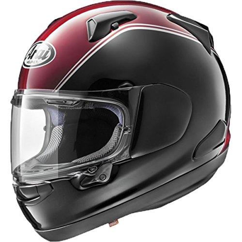 Arai Signet X Helmet - Gold Wing (X-LARGE) (RED/BLACK)