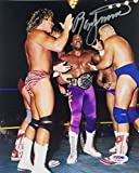 Ron Simmons Signed WWF Wrestling 8x10 Photo (Faarooq) PSA/DNA #AC54654
