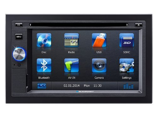 Blaupunkt Las Vegas 530 6.1'' Touch Panel With Bluetooth by Blaupunkt