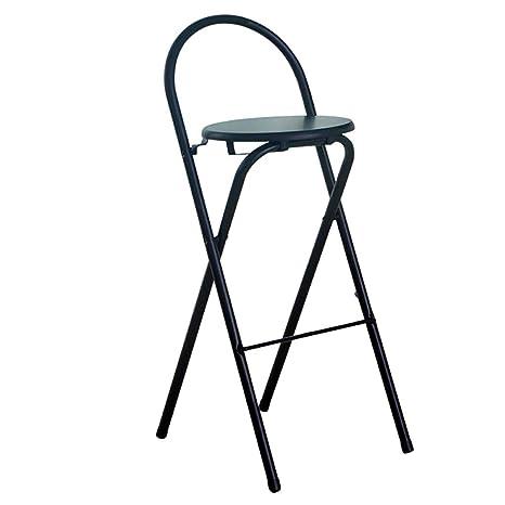folding stool Plegable Taburete Bar Bar Silla Taburete ...