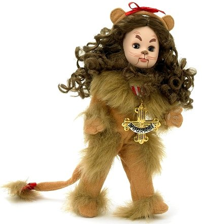 Madame Alexander Dolls Inch Wizard Of Oz Hollywood Collection Cowardly Lion, Baby & Kids Zone