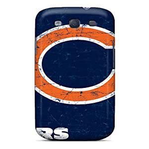Galaxy S3 Case Slim [ultra Fit] Chicago Bears Protective Case Cover