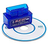 Ocamo Universal ELM327 Bluetooth OBD2 Car Diagnostic Scanner, Super Mini ELM327 Bluetooth V2.1 OBD2 Wireless Car Diagnostic Scanner Review