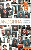 Front cover for the book Andorra by Max Frisch