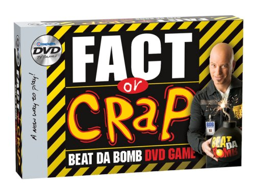 Imagination Entertainment Fact or Crap DVD Game by Imagination Entertainment