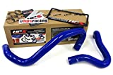 HPS 57-1329-BLUE Blue Silicone Radiator Hose Kit Coolant