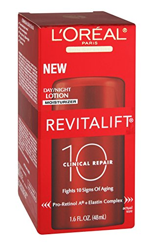 L'Oreal RevitaLift Clinical Repair 10 Day and Night Moist...
