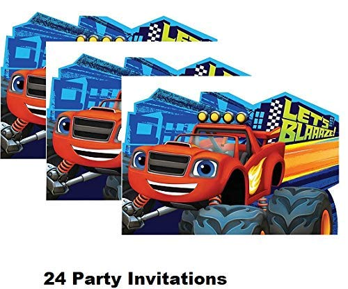 Hallm Blaze and The Monster Machines Decoration