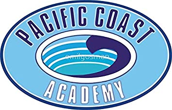 Amazon Com La Stickers Pca Pacific Coast Academy Zoey 101