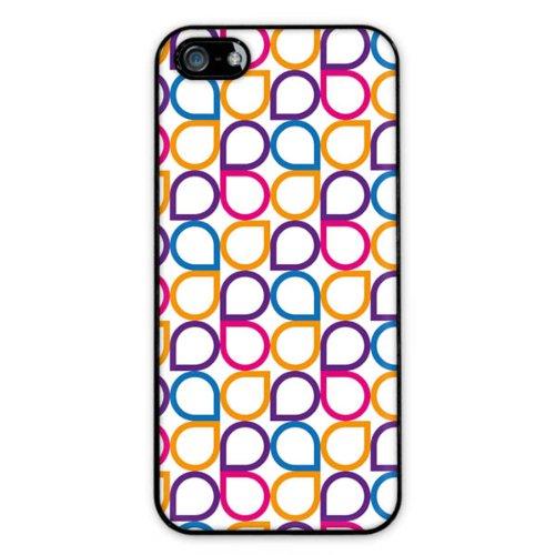 Diabloskinz H0081-0005-0009 Skin Pattern / Speech Bubbles Schutzhülle für Apple iPhone 5/5S