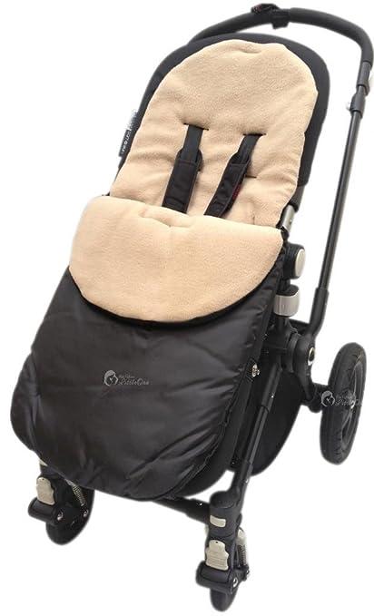 BuddyJet – Saco universal para sillas de paseo Silver Cross carrito de bebé cochecito BUGGY arena
