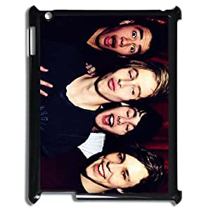 New arrival 5sos band Fans Hard Plastic phone Case for ipad 2 3 4 case RCX078757