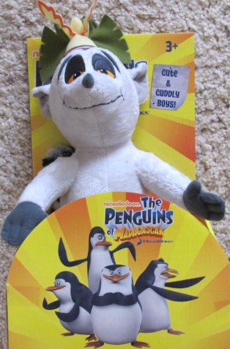 Penguins of Madagascar KING JULIEN 16