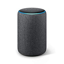 Image of the product Amazon   Echo Plus 2nd that is listed on the catalogue brand of Amazon. The product has been rated with a 4.8 over 5