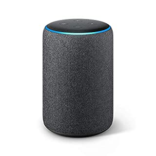 Echo Plus (2nd Gen) - Premium sound with built-in smart home hub - Charcoal (B0794W1SKP) | Amazon Products