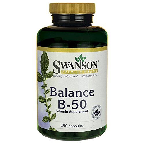 Swanson Premium Balance B 50 Caps