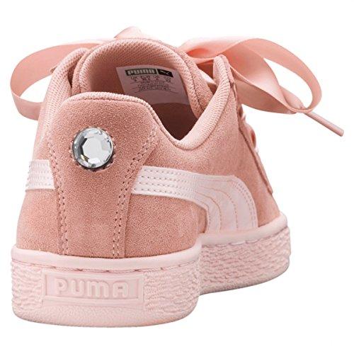 01 Puma Heart JR 365138 Jewel Basket Suede 1R7RWqYa