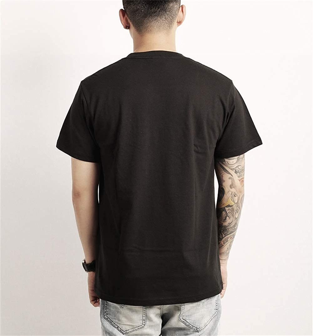 Tshirts Slim Fit Crew Neck Cotton Short Sleeve Manly Disguise Numb