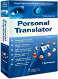 Linguatec Translation Software Personal Translator 14 Professional Multilingual (PC)