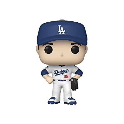 Funko POP! MLB: Dodgers - Cody Bellinger: Toys & Games