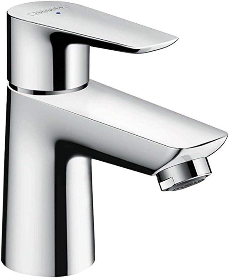 Hansgrohe 71700000 Talis E grifo de lavabo, 80 mm, cromo: Amazon ...
