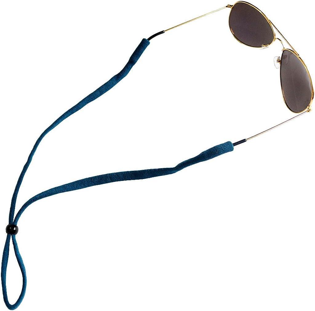 Farben Auswahl MagiDeal 1 St/ück Brillenketten Brillenband Modische Brille Schmuck Sonnenbrille Kettenhalter