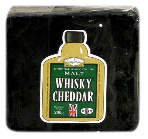 Cahill's Cheddar with Whiskey - 14 oz by Coombe Castle