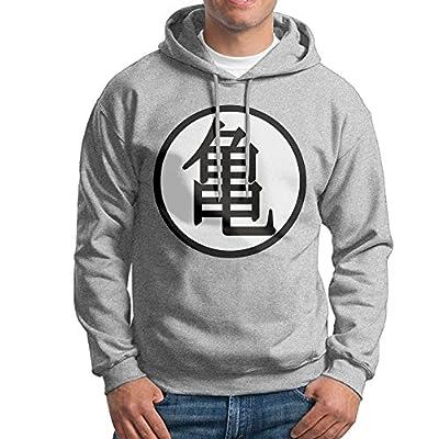 MARC Men's DRAGON BALL Sweatshirt Ash Size L