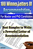 Learn how to write a persuasive recommendation letter that make a DIFFERENCE!      At top universities and colleges, the competition among candidates is fierce. Therefore, the quality of a candidate's application plays the key role. In this r...
