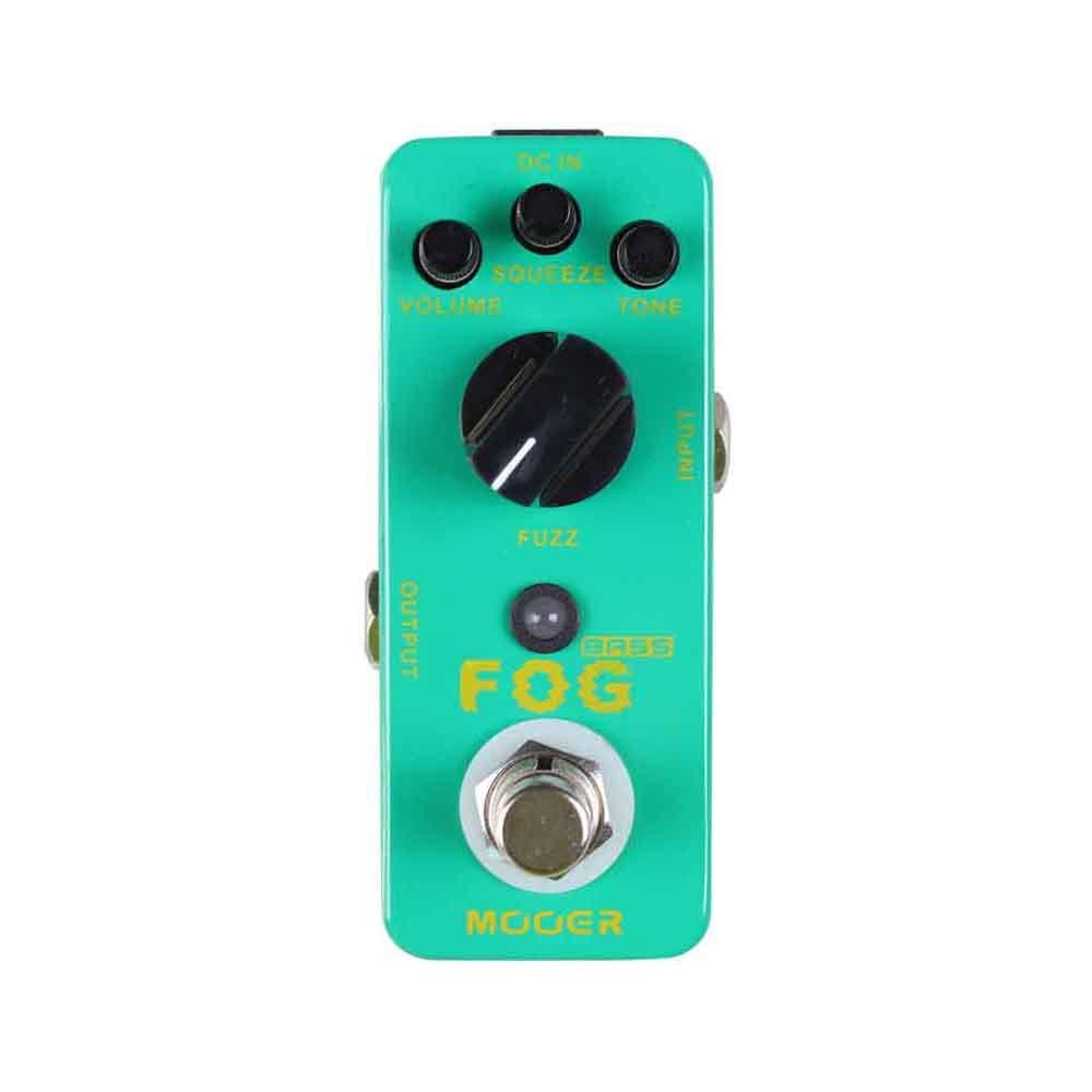 Mooer MFZ4 Fog Bass Fuzz Distortion Effects Pedal