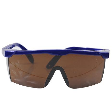 YUNFEILIU Gafas De Soldador/Gafas Protectoras Del Trabajo/A Prueba De Polvo Y Gafas