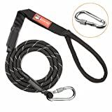 RockPet Mountain Climbing Rope Dog Leash Great 6FT Rope Leash for Small Medium and Large Breeds