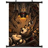 Home Decor Likable Anime Art Cosplay Poster with Nurse Surgery Robot Smile Wall Scroll Poster Fabric Painting 24 X 36 Inch (60cm X 90 cm)