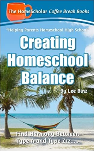 Creating Homeschool Balances