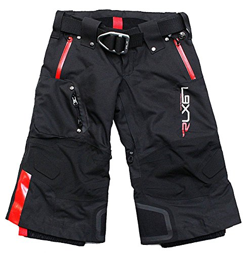 Ralph Lauren RLX Boys Black Ski and Snow Pants (Size 2/2T) by RLX