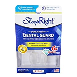 SleepRight Dura-Comfort Dental Guard  Mouth Guard To Prevent Teeth Grinding