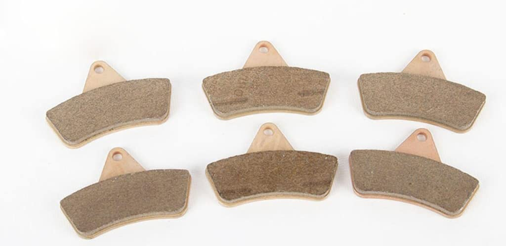 1998-2004 Arctic Cat 500 4x4 Front And Rear Severe Duty Brake Pads Severe Duty