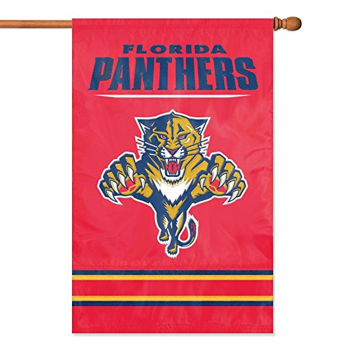 Party Animal Florida Panthers Banner NHL Flag