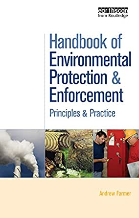 Handbook of Environmental Protection and Enforcement ...