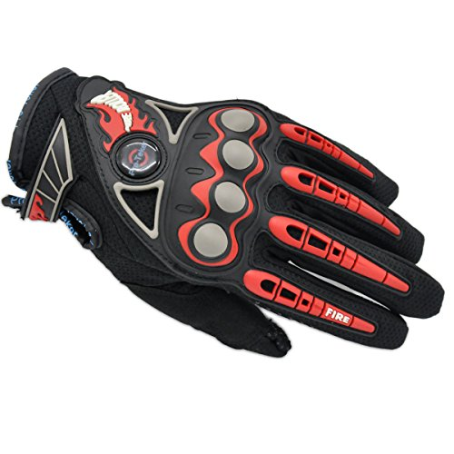 Pro-Teker Gloves,PTM-23£¬Men's Outdoor Full Finger Cycling Motorcycle Bike Racing Powersports Driving Gloves,4 colors,size L,XL,XXL
