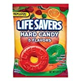 fruit life savers - LifeSavers Hard Candy 5 Flavor (Pack of 2)6.25 oz.