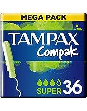 Tampax Tampon Compak Super 22 stuks parent