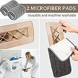 Microfiber Spray Mop for Floor Cleaning, Dry Wet
