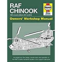 RAF Chinook Manual (Owners Workshop Manual)