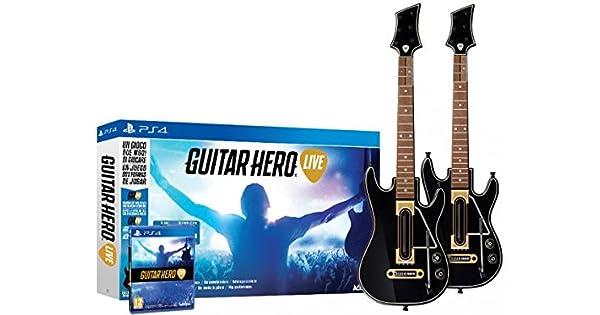 Guitar Hero Live - Doble Bundle: Amazon.es: Videojuegos